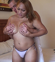 Thick Mexican Trans